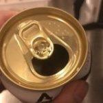 「騙されたと思って試して欲しい」缶ビールは飲み口の下回りを凹ませると旨くなる?→原理はコーンスープ缶と同じだった! – Togetter