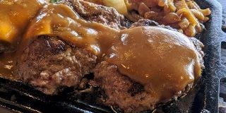 人生で初めて横浜の名店「ハングリータイガー」のハンバーグを食べてみたら、世代を超えて愛される理由がわかった! | ロケットニュース24