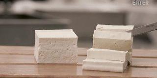 100年以上にわたりアメリカで「手作り豆腐」を作り続けているアメリカ最古の豆腐店のムービー - GIGAZINE