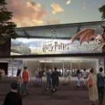 としまえん跡地にハリポタ体験型施設、2023年オープン予定 映画セットや小道具など展示 – ITmedia