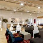 「三密回避」のオフィス設計、デスクワーク席75%削減 PayPayとWeWork – ITmedia
