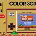任天堂、フルカラー液晶搭載の「ゲーム&ウオッチ スーパーマリオブラザーズ」を発表 – CNET