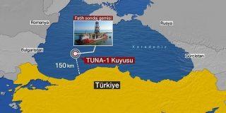 【悲報】トルコ、よりにもよって黒海のど真ん中で史上最大規模のガス田を見つけてしまう 暇人速報