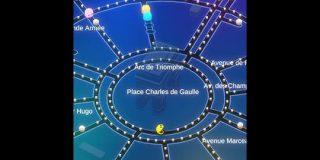 現実世界の地図上で「パックマン」地理情報ゲーム「PAC-MAN GEO」が今秋配信 - CNET