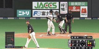 ロッテ・澤村、アウトローに完璧なストレートを投げ込みガンチラ : なんJ(まとめては)いかんのか?