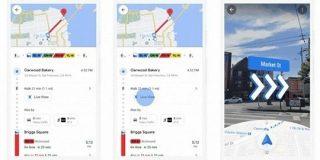 Googleマップ、「ライブビュー」案内で近くのランドマークをAR表示-精度向上なども - CNET