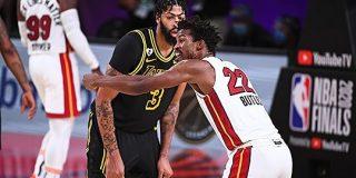 ジミー・バトラーはアンソニー・デイビスを相手にどうやってレイカーズを攻略したのか? | NBA日本公式サイト