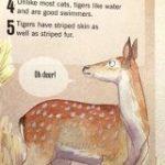 とある生き物図鑑の和訳が原文の意図を損なわず、動物にひっかけて上手く訳出していると話題→しかもその訳者の名前に気付いて二重に驚き – Togetter