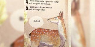 とある生き物図鑑の和訳が原文の意図を損なわず、動物にひっかけて上手く訳出していると話題→しかもその訳者の名前に気付いて二重に驚き - Togetter