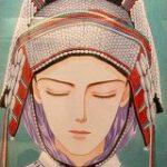 「描写力と画面に対する執念深さに打ちのめされる」漫画家・成田美名子先生の原画が背景や着物の模様などの細部まで描き込まれておりひたすら美しい – Togetter