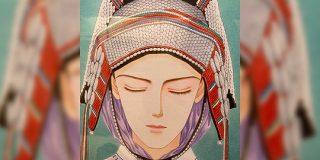 「描写力と画面に対する執念深さに打ちのめされる」漫画家・成田美名子先生の原画が背景や着物の模様などの細部まで描き込まれておりひたすら美しい - Togetter