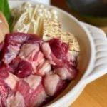 季節の鍋料理「猪鍋」を渋谷の日本酒ダイニングsakebaが販売! | nomooo