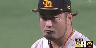 ソフトバンク優勝!森唯斗の39球 : なんJ(まとめては)いかんのか?