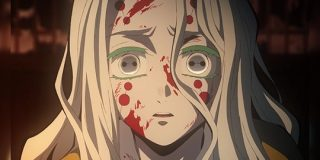 これから『鬼滅の刃』アニメを観る人へ、下弦ノ伍の姉の眼がベイマックスに見える呪いをどうぞ - Togetter
