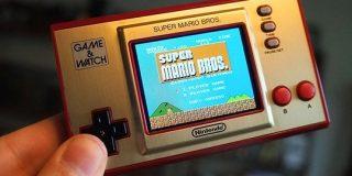 スーパーマリオ収録の任天堂「ゲーム&ウオッチ」レビュー、ゲームのストックに最適 | TechCrunch