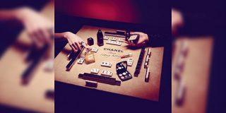 『麻雀知らない人が撮った麻雀の写真』が好きなんだけど、それがシャネルだと何かもう別のゲームに見えてくる「もうこの写真から逆算してルール作ってよ」 - Togetter