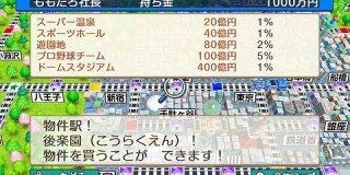 三井不動産と読売新聞がリアル桃太郎電鉄、東京ドームを1205億円で買収へ : 市況かぶ全力2階建