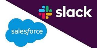 Salesforce、Slackを2.9兆円で買収 Microsoftに対抗 : 日本経済新聞