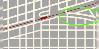 駅から伸びる「絶対鉄道あったやろ」って場所見つけるの好きなんだけどわかる人いる?→大量に地図や航空写真が集まる - Togetter