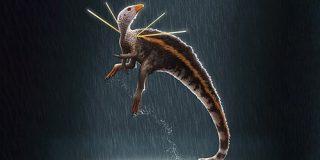 肩のトゲと自在に動くタテガミを持った恐竜を発見! 学名は「槍の神」 - ナゾロジー