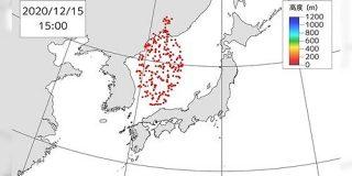 「同じ太平洋側なのに冬型の時なぜ関東は快晴で名古屋は雪なのか」を解説するアニメーションがわかりやすい - Togetter