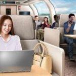 JR東日本、新幹線でリモートワーク推奨車両の実証実験-通話も可能 – CNET