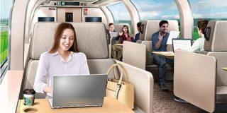JR東日本、新幹線でリモートワーク推奨車両の実証実験-通話も可能 - CNET
