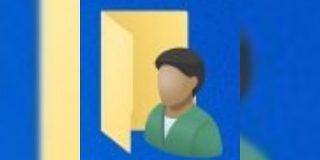 Windows10のユーザーフォルダアイコンが楽屋入りする『あの方』に見えて仕方がない「呪いにかかってしまった」「髪型ァ!」 - Togetter