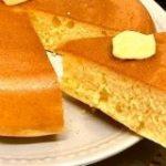 ホットケーキミックスで作るカステラパンケーキが何しろ美味しそう「外カリカリで中ふわふわ」作ってみた人の報告あり – Togetter