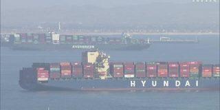 コロナ影響 世界の物流担うコンテナ船運賃高騰 物価上昇も懸念 | NHKニュース