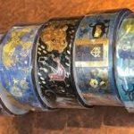 「商品開発した天才誰!?」宮沢賢治作品をモチーフにしたマスキングテープがキラキラで可愛いすぎ!あまりに素敵で「使えない」 – Togetter