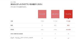 Netflixが日本で値上げ。スタンダードは1320円から1490円 : IT速報