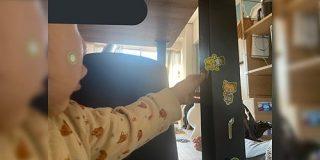 「家が〇〇になっていく……」幼い子供に家中にシール貼られてるときの一言、キャッチコピーとして完璧すぎる「素敵な表現」 - Togetter