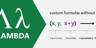 Excelの新機能「Lambda関数」によって「Excelの数式がチューリング完全になった」とナデラCEO。プログラミング言語としてのExcel数式であらゆる計算が可能に - Publickey