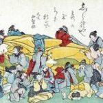 推しが世を去った時のファンの心境を描いた浮世絵がいかにも日本人って感じがする「わかるわあ…」「ファンは時代に対して不変」 – Togetter