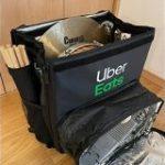 Uber Eatsのあのバッグ(通称ウバッグ)、ドラムセット・DJ機材・災害グッズなどめちゃ広い用途に使えて万能「ウバッグ最強か?」 – Togetter