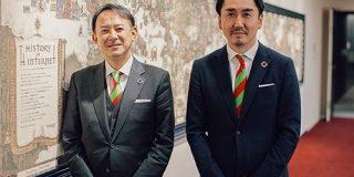 ヤフーとLINEがついに経営統合 川邊・出澤共同代表に聞くGAFAとの戦い方 - CNET