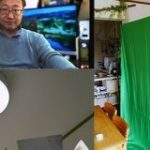 Zoomで生かせるグリーンバック・照明入門 – Engadget