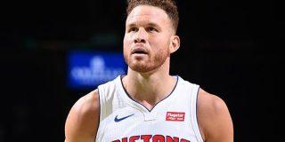 ピストンズがブレイク・グリフィンとの契約を解除 | NBA日本公式サイト