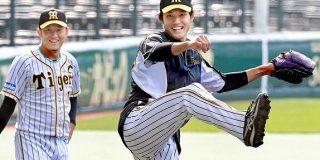 阪神・藤浪、初の開幕投手指名「驚きしかなかった」球団78年ぶり前年1勝投手抜てき  : なんじぇいスタジアム