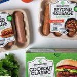 植物由来代替肉のビヨンド・ミート株が急騰、ウォルマートでの扱い増加で | TechCrunch