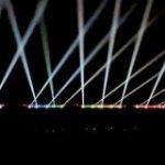 九州を七色に光る新幹線が駆け抜ける「流れ星新幹線」がとてつもない迫力 – Togetter