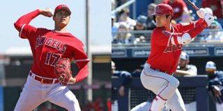 大谷翔平ホームラン!!先制5号ソロ 対左腕は今季初アーチ、OP戦11戦連続安打|MLB NEWS