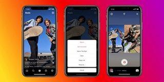 Instagramが他ユーザーの動画とコラボできるTikTok「Duets」的機能「Remix on Reels」を正式ローンチ | TechCrunch