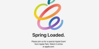 アップルの次回イベント「Spring Loaded」は4月20日開催 | TechCrunch
