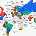 レゴブロックの価格が国ごとにどのくらい違うのかが判明、最大価格差は6倍 – GIGAZINE