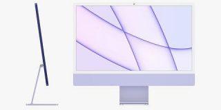 Apple、M1チップ搭載の24インチ「iMac」を発表。7カラー展開、4.5K Retinaディスプレイ搭載 : IT速報