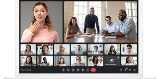 Google Meetに複数ピン留めや明るさ自動調整、背景置き換えなどの新機能追加 | TechCrunch