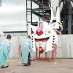 「やはり令和の大仏建立だった」横浜ガンダムの祈祷に集まる様々な声「ガンダム大明神」 – Togetter