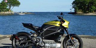 ハーレーダビッドソンが電動バイク「LiveWire」を単独ブランドとしてスピンアウト | TechCrunch
